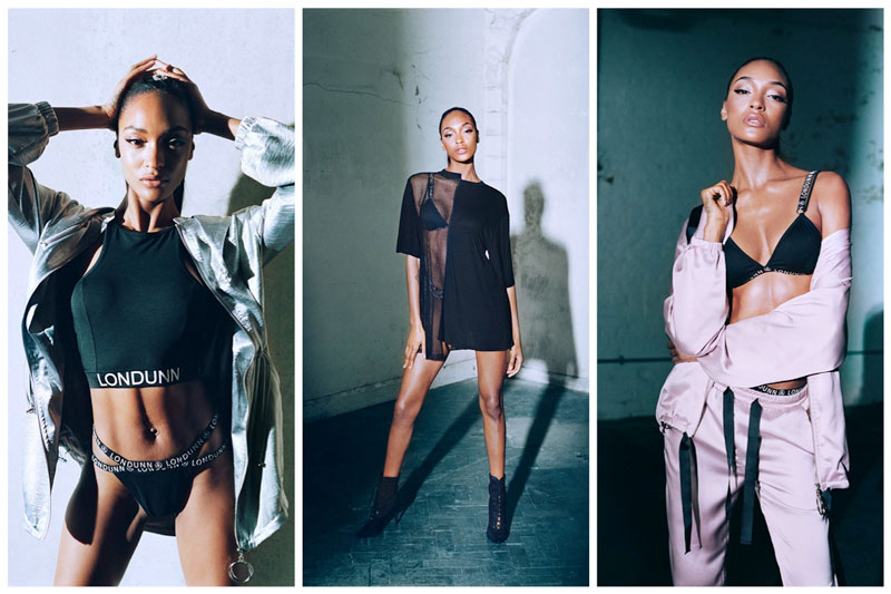 Jourdan Dunn x Missguided clothing collaboration