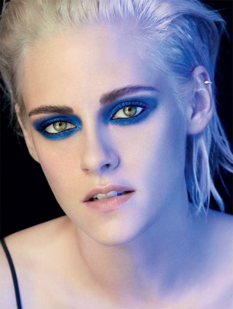 Kristen Stewart Smolders in New Chanel Makeup Campaign