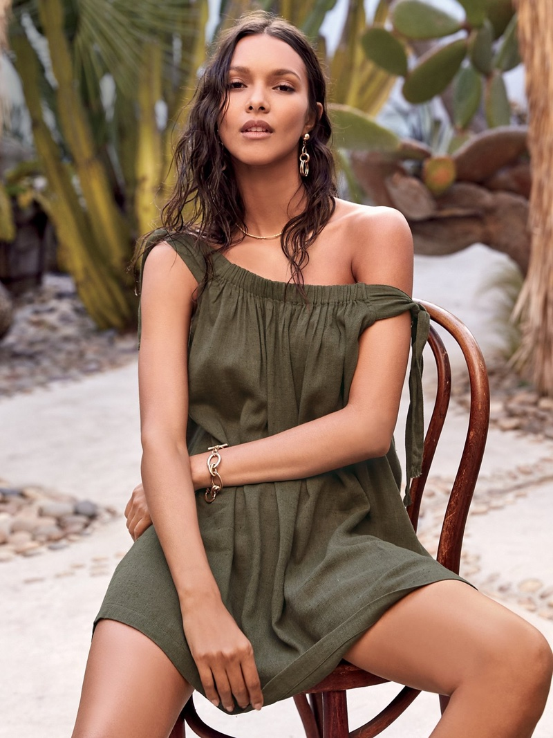 Lais Ribeiro Free People March 2017 Photoshoot