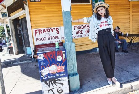 Langley Fox Hemingway Travels to New Orleans for Mango Journeys