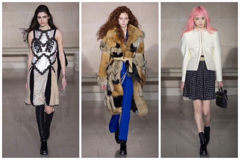 Louis Vuitton Offers Effortless Cool for Fall 2017