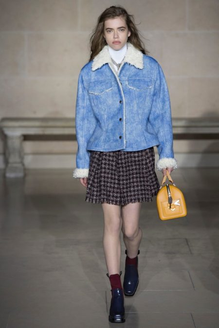 94f5448b937d Louis Vuitton Offers Effortless Cool for Fall 2017