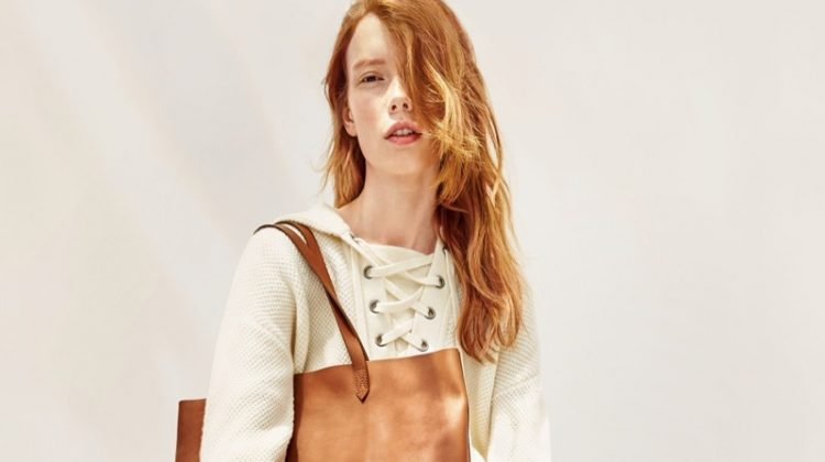 Madewell The Transport Leather Tote Bag