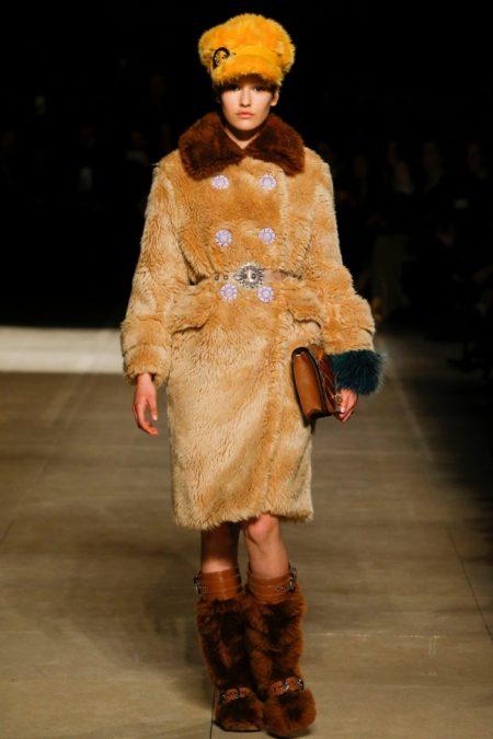 Miu Miu Brings On the Fur for Fall 2017