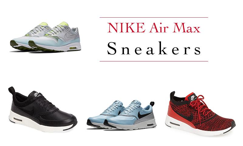 Nike Air Max sneakers arrive at Nordstrom