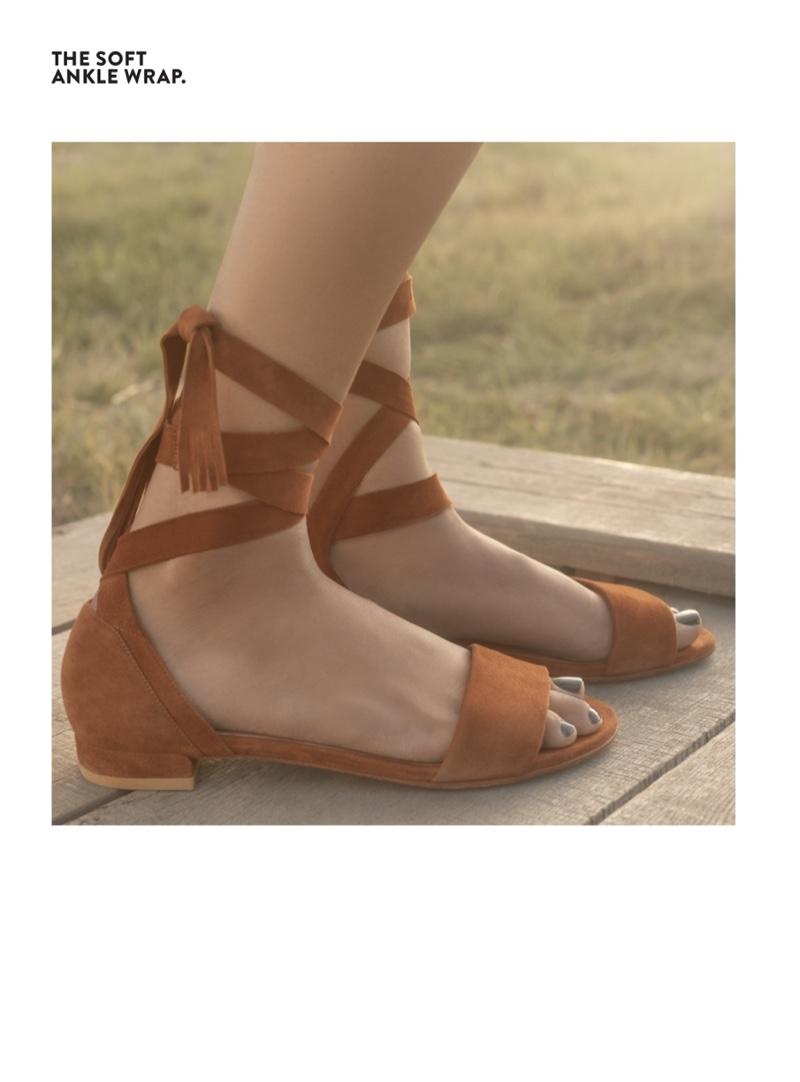 Stuart Weitzman Corbata Sandal $398