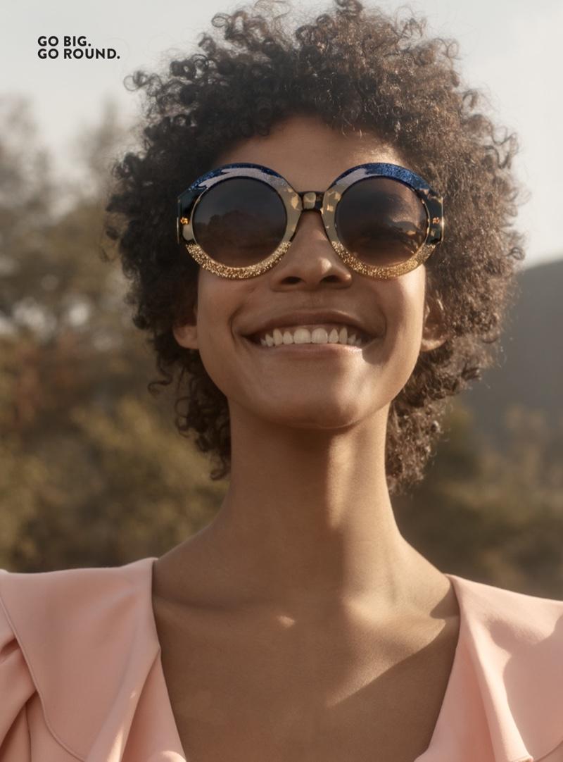 Gucci 51MM Round Sunglasses $540