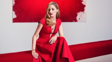 Olivia Palermo is an Elegant Vision in Piaget Possession Jewelry