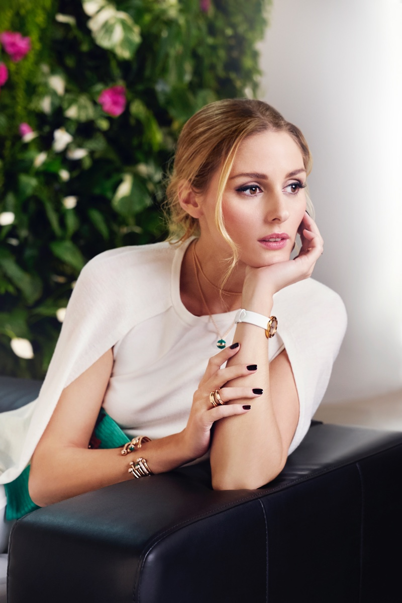 Luxury jeweler Piaget taps Olivia Palermo for its new Possession campaign