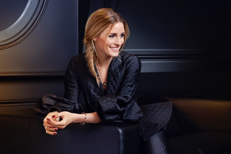 Style star Olivia Palermo looks elegant in Piaget Possession campaign
