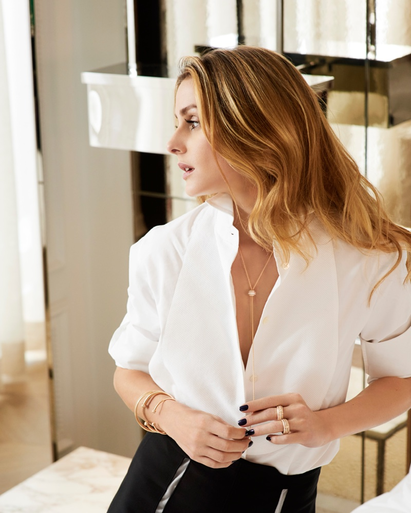 Piaget Possession taps Olivia Palermo for new campaign