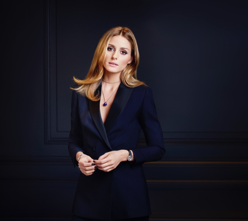 Olivia Palermo suits up in new Piaget Possession campaign