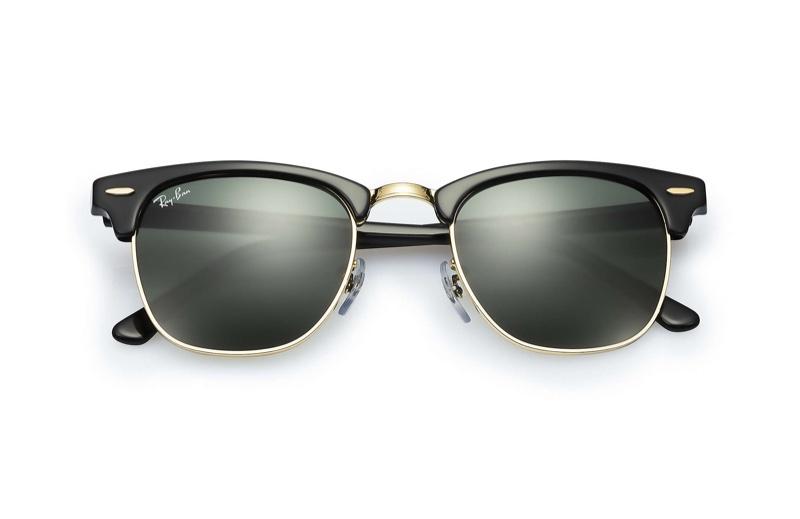 Ray-Ban Clubmaster Sunglasses Polarized $200