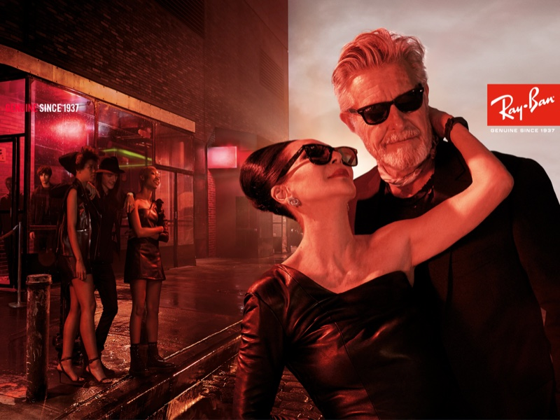 Ray Ban 2017 Sunglasses Campaign Fashion Gone Rogue