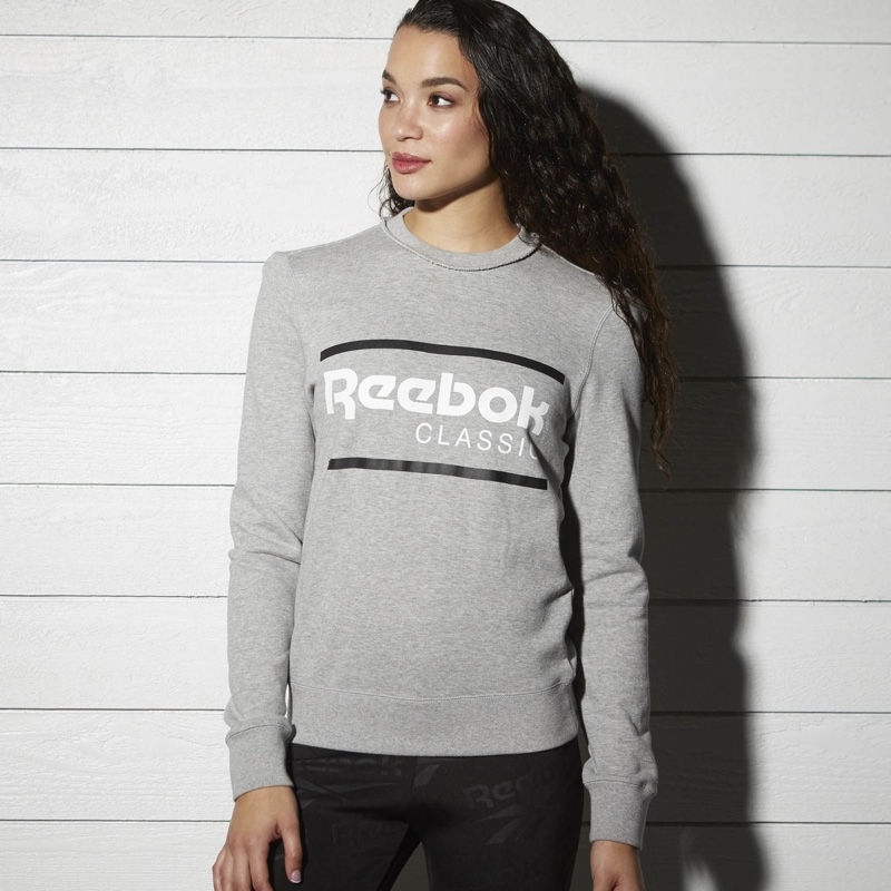 Reebok Iconic Crew Sweatshirt $50.00