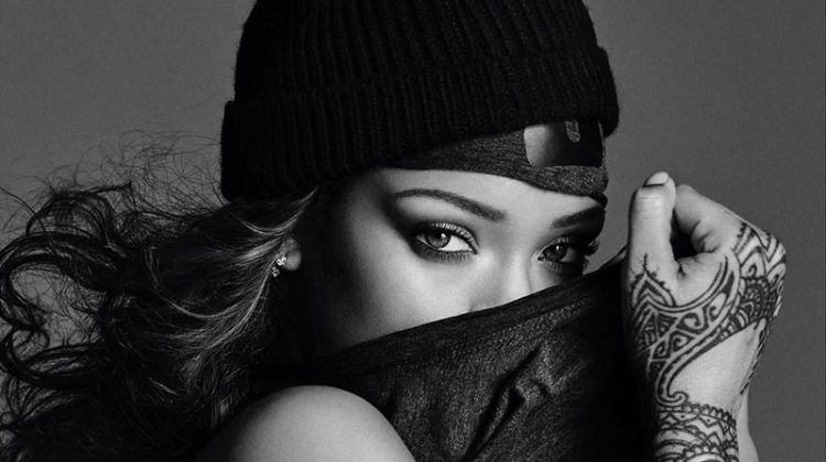 Rihanna Gets Her Close-Up in Fenty Puma Campaign