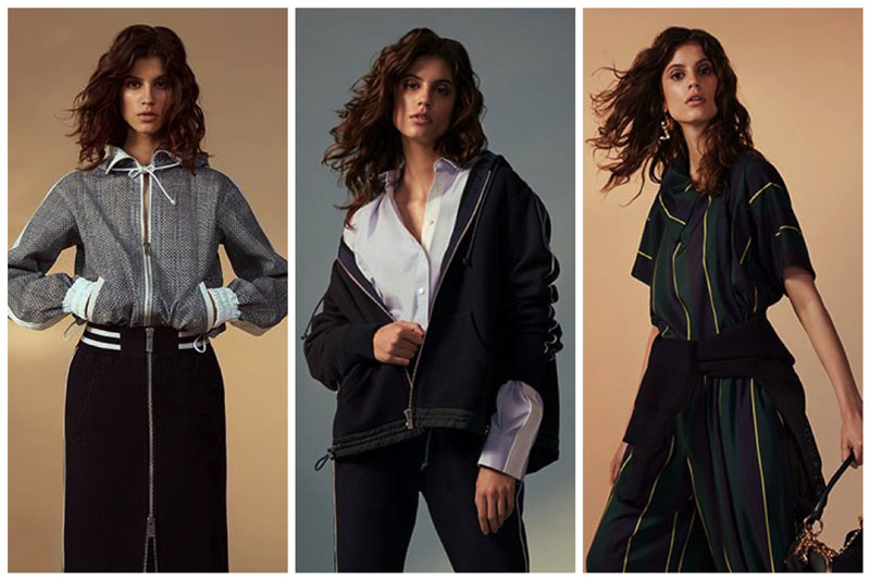 Sacai & Net-a-Porter's exclusive collection is here