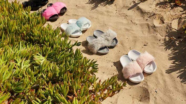 Wish List: UGG's Furry Royale Slide Sandals