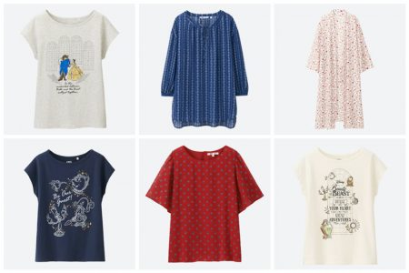 Uniqlo's 'Beauty and the Beast' Collaboration Offers Magical Styles