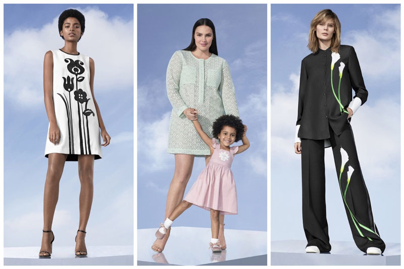 See All the Looks From Victoria Beckham x Target's Spring 2017 Collection