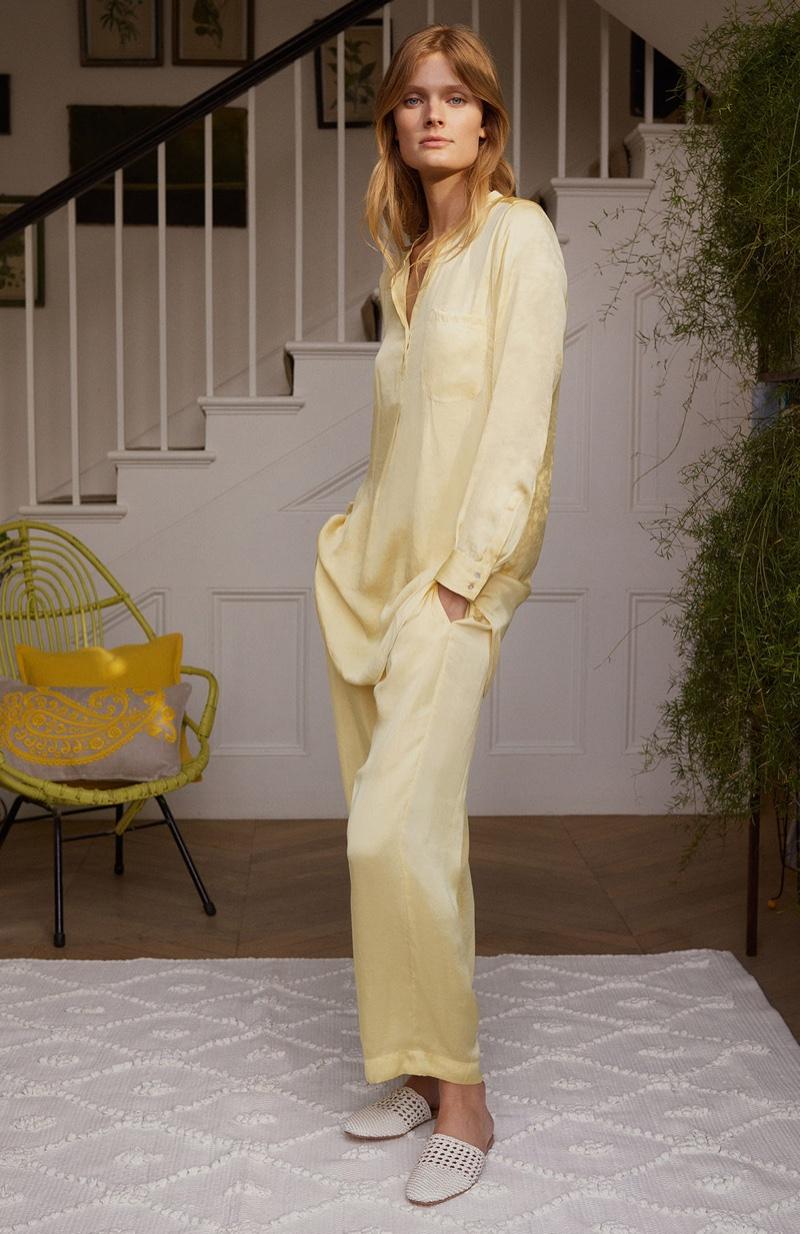 foto de Zara Home Lingerie 2017 Spring / Summer Lookbook Fashion Gone Rogue