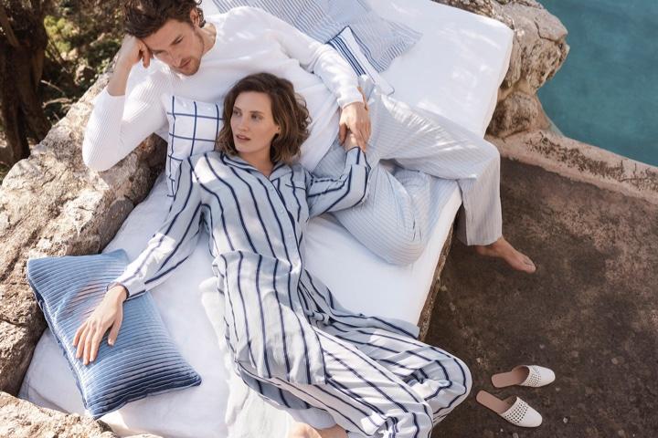 Zara Home Loungewear 2017 Spring Summer Lookbook