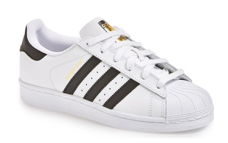 adidas Superstar Sneaker $79.95