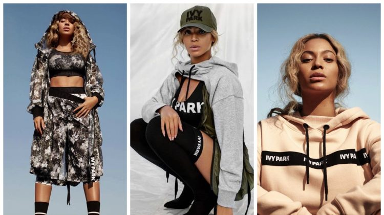 Discover Ivy Park by Beyonce's spring 2017 collection