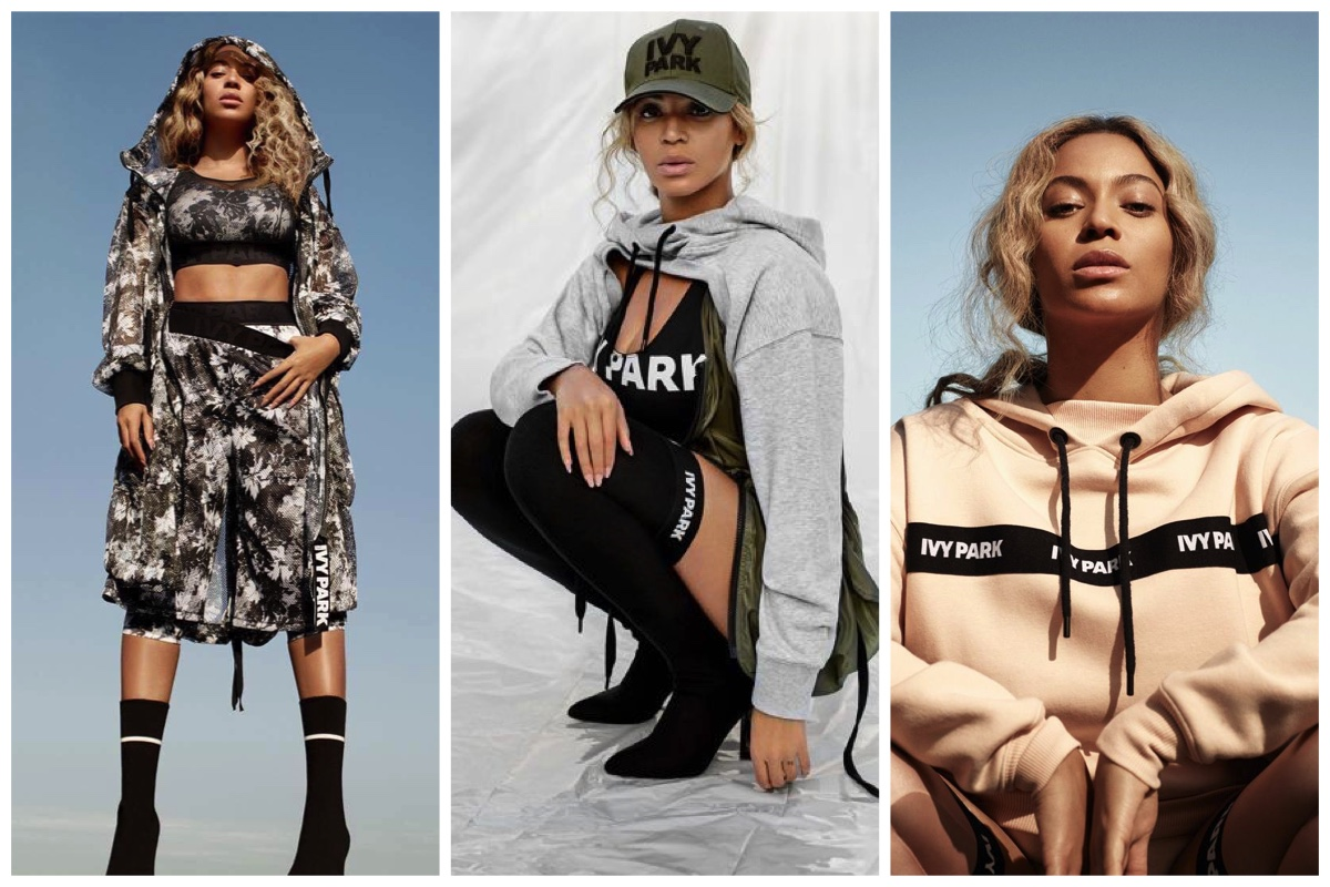 Ivy Park By Beyonce 2017 Spring Summer Collection Shop