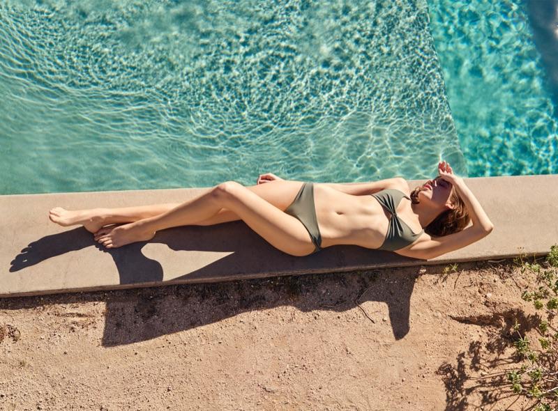 Bikini styles reign supreme for COS' 2017 swimwear collection