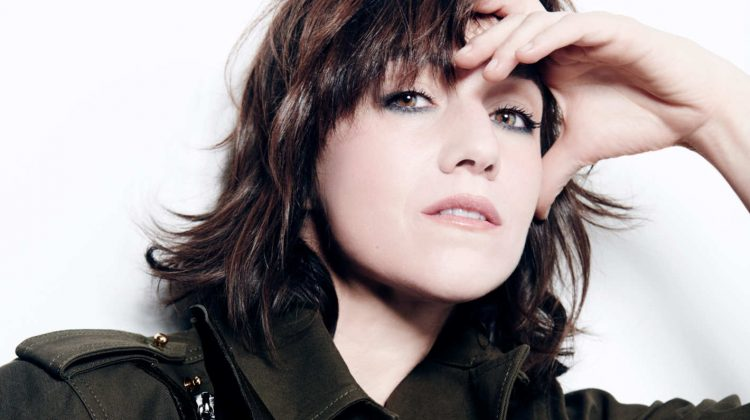Charlotte Gainsbourg x NARS makeup collaboration