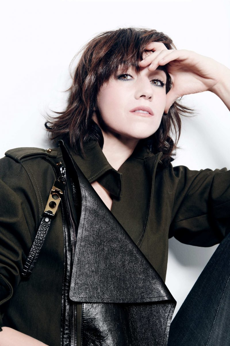 Just In: Charlotte Gainsbourg for NARS' Cool Girl Makeup
