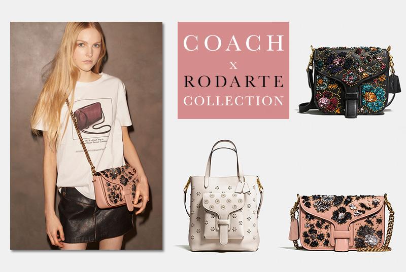 Coach x Rodarte collaboration