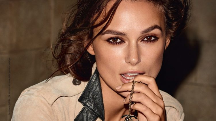 Keira Knightley stars in Coco Mademoiselle Chanel fragrance campaign