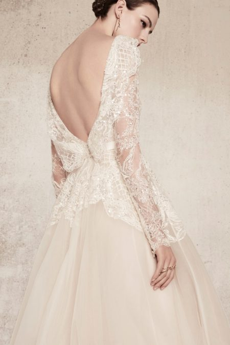 Summer Wedding Makeup 2018 : Elie Saab Bridal 2018 Spring / Summer Wedding Dresses