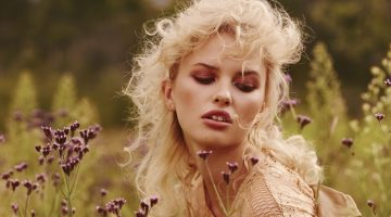 Exclusive: Elodie Russell by Jeremy Choh in 'Natural Instincts'