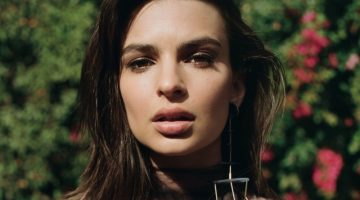 Emily Ratajkowski Chases the Sun in L'Officiel Paris Cover Story