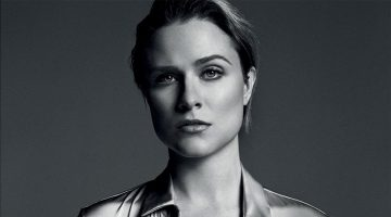 Evan Rachel Wood Stars in Exit Magazine, Talks 'Westworld'