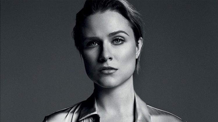 Evan Rachel Wood stars in Exit Magazine's Spring-Summer 2017 issue