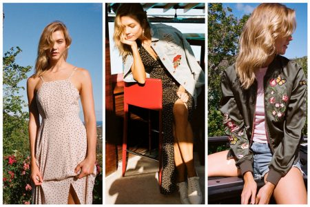 New Arrivals: Karlie Kloss' Casual Cool Express Collaboration