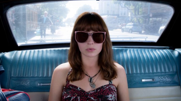Britt Robertson as Sophia Amoruso in 'Girlboss'. Photo: Netflix