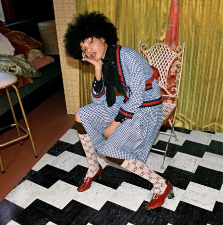 Gucci Takes to the Dance Club with Pre-Fall 2017 Campaign
