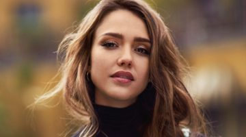Jessica Alba Enchants in ELLE Australia Cover Story