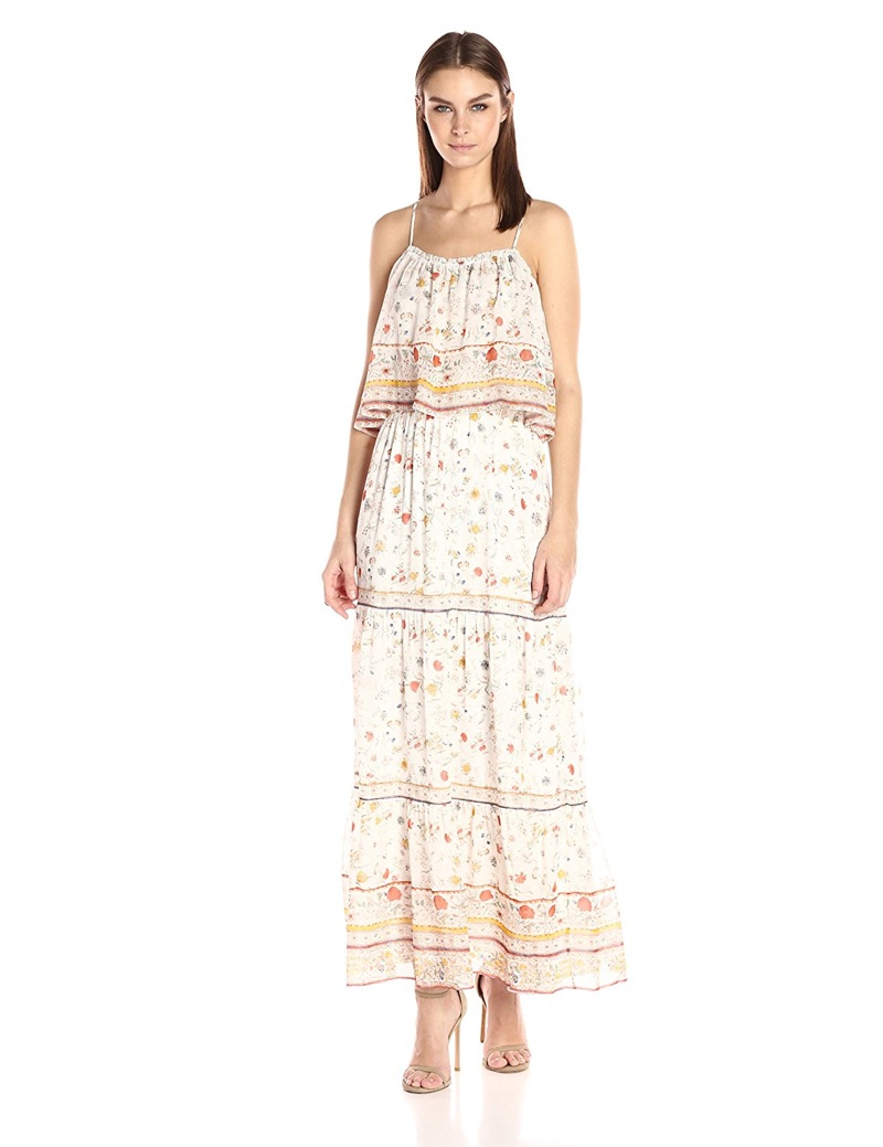 Wish List: Joie's Silk Maxi Dress Perfect for Summer