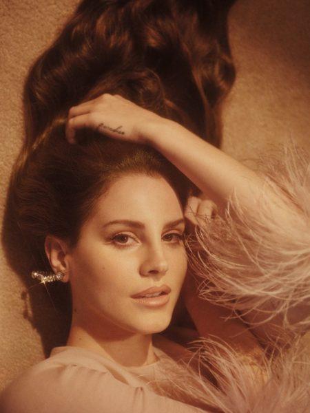 Lana Del Rey Looks Beyond Gorgeous in Dazed Magazine