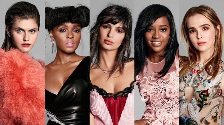 Emily Ratajkowski, Janelle Monae, Zoey Deutch Land Marie Claire Covers - See the Photos!