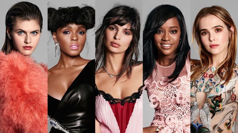Emily Ratajkowski, Janelle Monae, Zoey Deutch Land Marie Claire Covers – See the Photos!