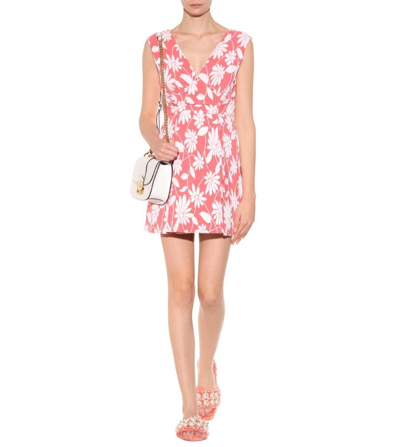 Miu Miu Jacquard Dress $2,510