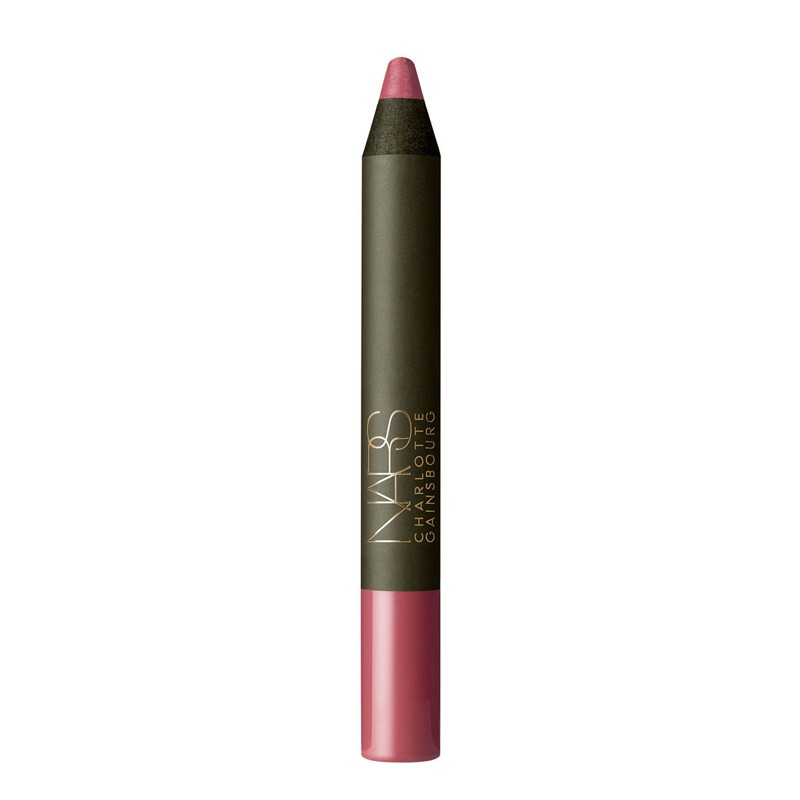 NARS x Charlotte Gainsbourg Velvet Matte Lip Pencil in London Clinic $26.00