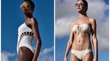 4 Statement Swimsuits from Neiman Marcus